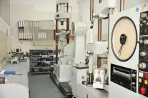 Laboratory for mechanical testing